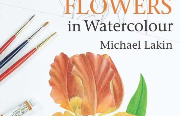 Ready to Paint Botanical Flowers