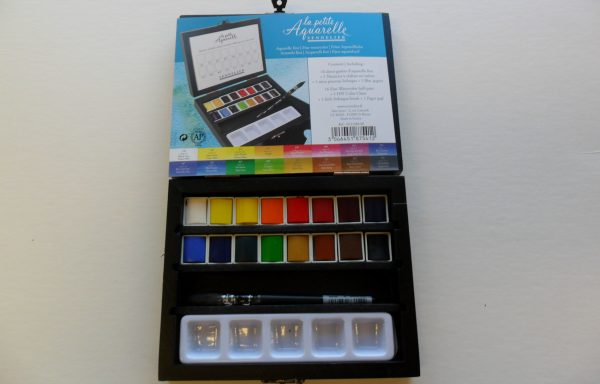 Sennelier Aquarell Watercolour Set